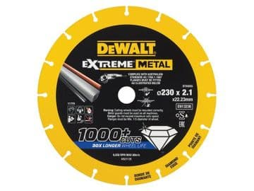 Extreme Metal Cut Off Saw Blade 230 x 22.23 x 2.10mm